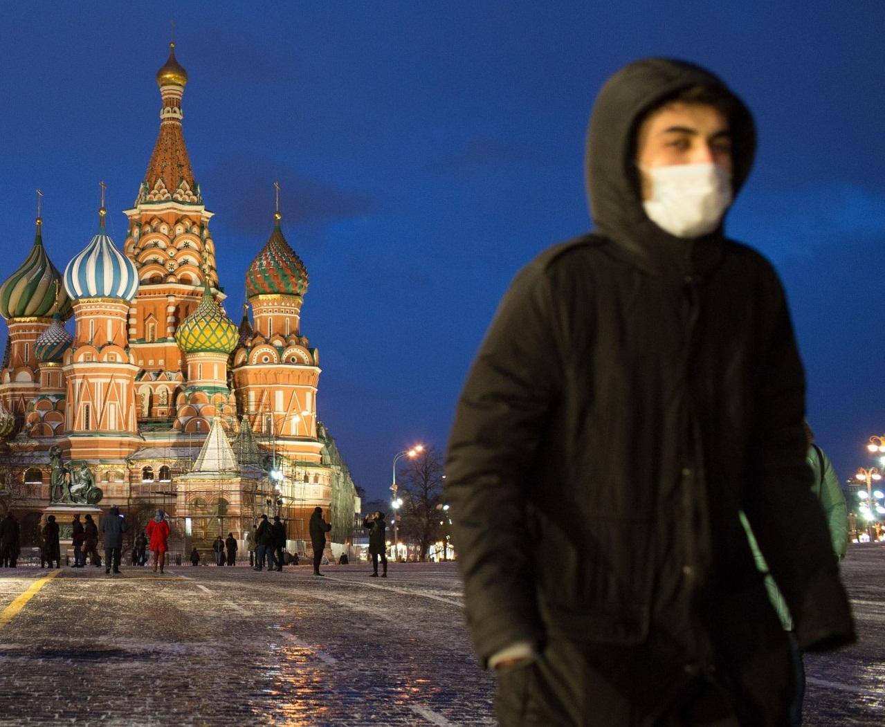 لە روسیا بەرزترین رێژەی توشبونی كۆرۆنا لە شەو و رۆژێكدا راگەیەندرا