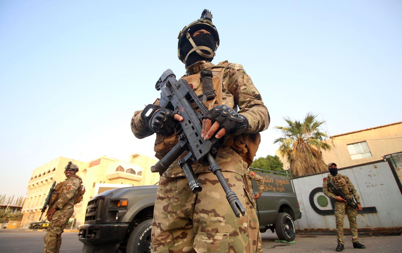 سەرچاوەیەك: 20 چەكداری داعش لەسەر سنوری سوریا و عیراق دەستگیركران