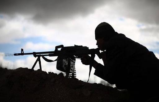 كەركوك..داعش پەلاماری پۆلیسی فیدراڵی دەدات
