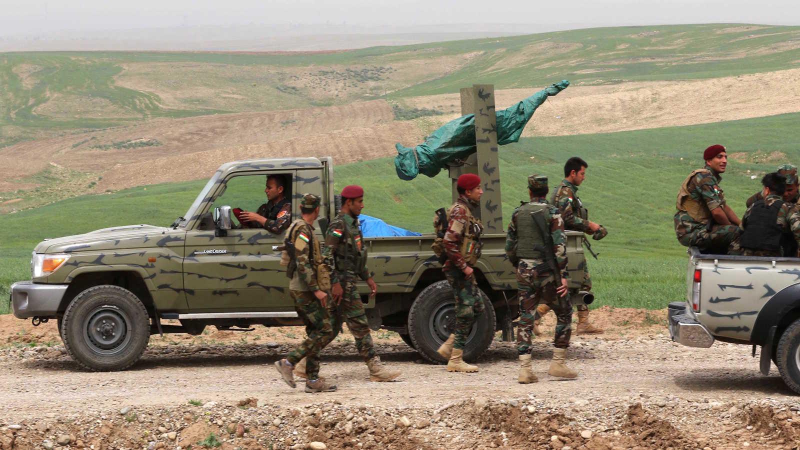 """""""مەسرور بارزانی داوای لە ئەمریكا كردووە هێز لەنێوان باشور و رۆژئاوای كوردستان جێگیربكەن"""""""