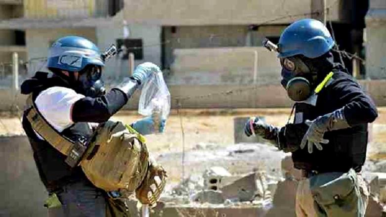 یونیتاد: داعش چەكی كیمیایی لەسەر هاوڵاتیان و بەندكراوەكان تاقیكردوەتەوە