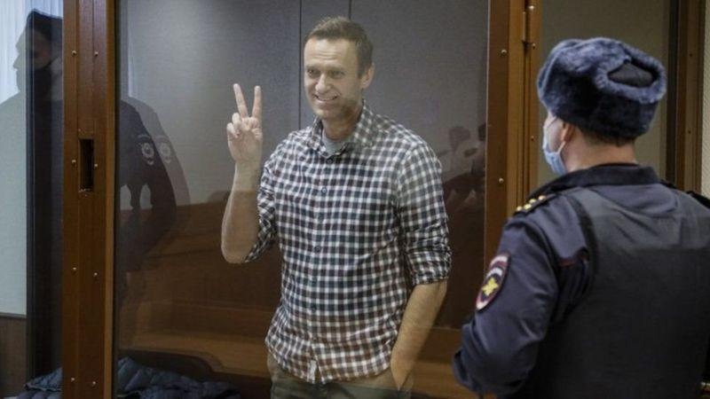 روسیا.. سزای زیندانی كردنی بهرههڵستكارهكهی پۆتن پشتڕاست كرایهوه