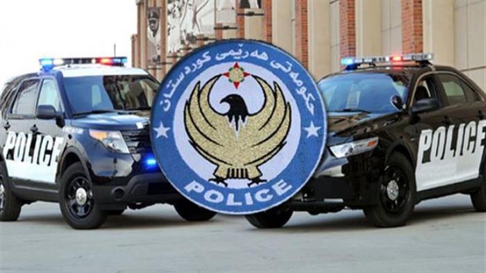 سلێمانی.. پۆلیس ڕێگریی لەئەنجامدانی تاوانێكی كوشتن دەكەن