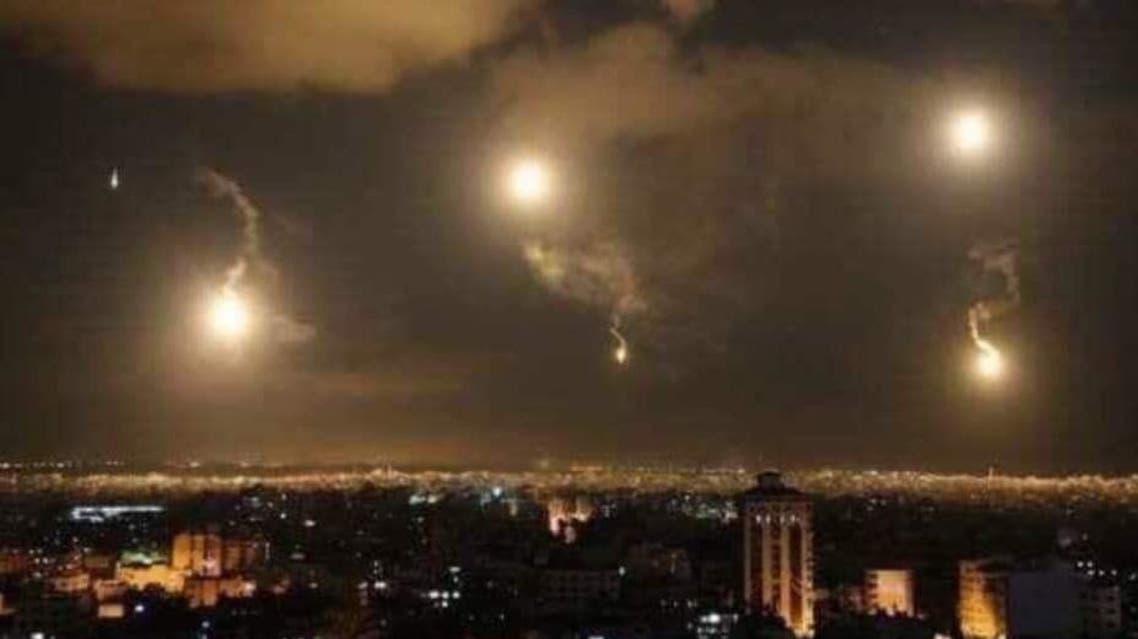 لههێرشی ئیسرائیلدا 40 سهربازی سوریا و چهكداری سهر به ئێران كوژران