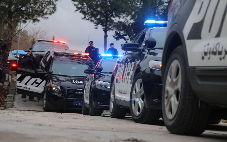 پۆلیسی سلێمانی دهستگیركردنی دوو تهقهكهری راگهیاند