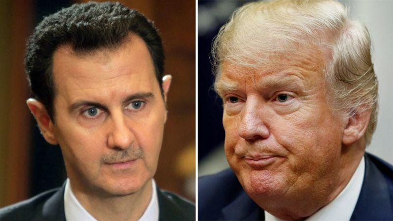 وهزارهتی دهرهوهی سوریا: ئهمریكا وهك گروپه تیرۆریستیهكان مامهڵه دهكات