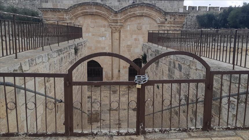 دادگای ئیسرائیل بڕیاریدا بۆ دوو مانگی تر دەرگایەكی مزگەوتی ئەقسا دابخرێت