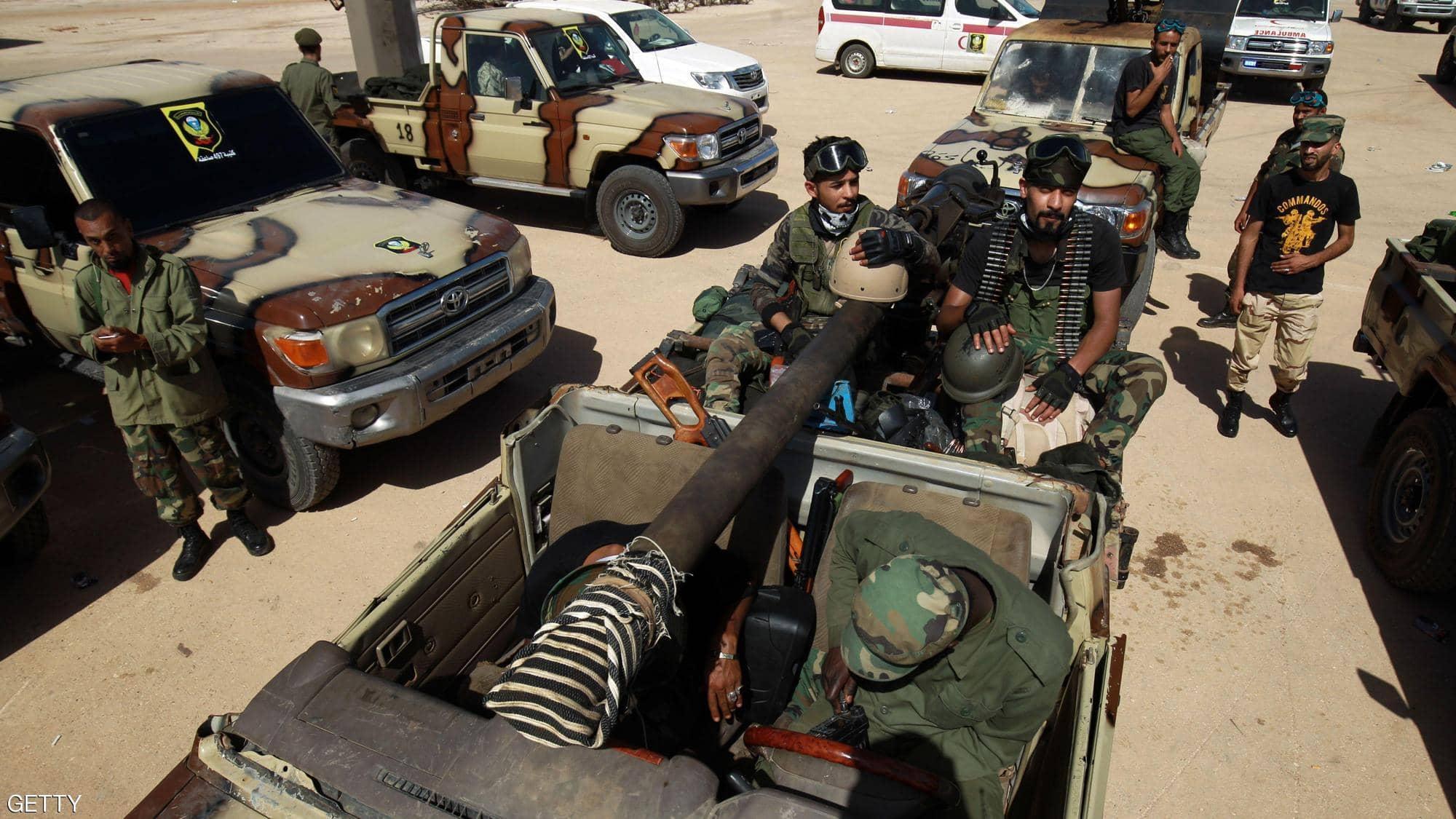 سوپای نیشتمانی لیبیا: توركیا و هێزهكانی سهراج خۆیان بۆ پهلاماردانی سرت ئامادهكردووه