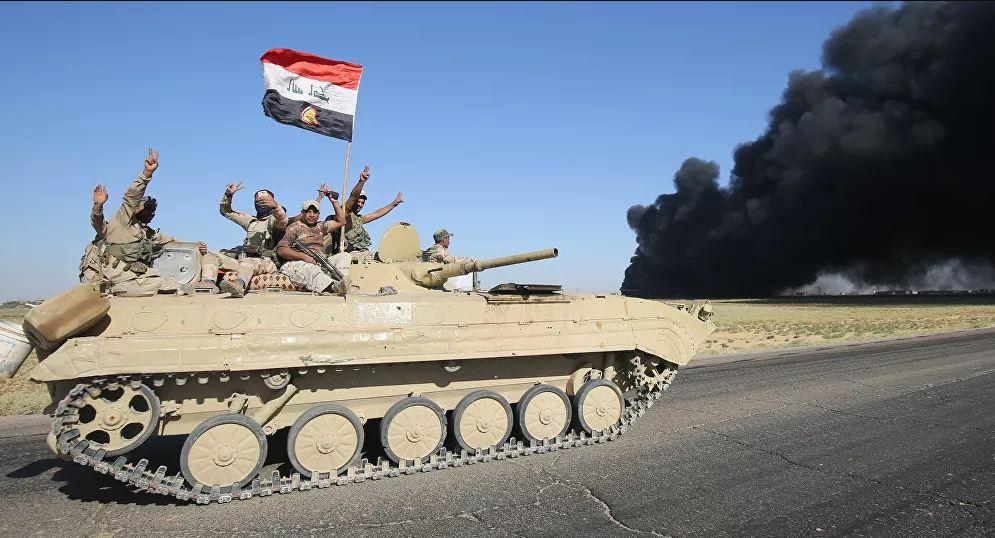 داعش پهلاماری گوندێكی پارێزگای كهركوك دهدات