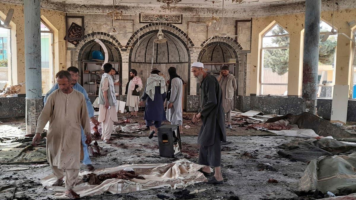 ئەفغانستان.. داعش تەقینەوەی مزگەوتەكەی قەندەهاری گرتە ئەستۆ