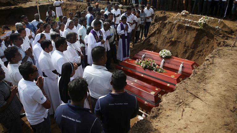 """""""ئابڕوچونێكی سیاسی"""" یارمەتیدەری پەلامارە خوێناوییەكانی سریلانكا بوە"""