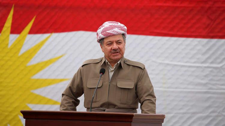 بارزانى: ئهفسانهى داعش لهسهر دهستى رۆڵه قارهمانهكانی كوردستان تێكشكا
