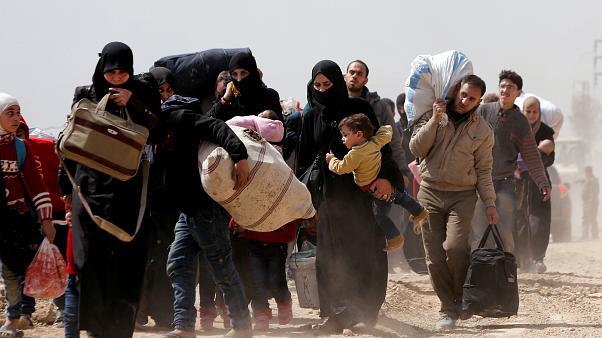 فاینانشاڵ تایمز: توركیا دەیەوێت دیموگرافیای باكوری سوریا بگۆڕێت