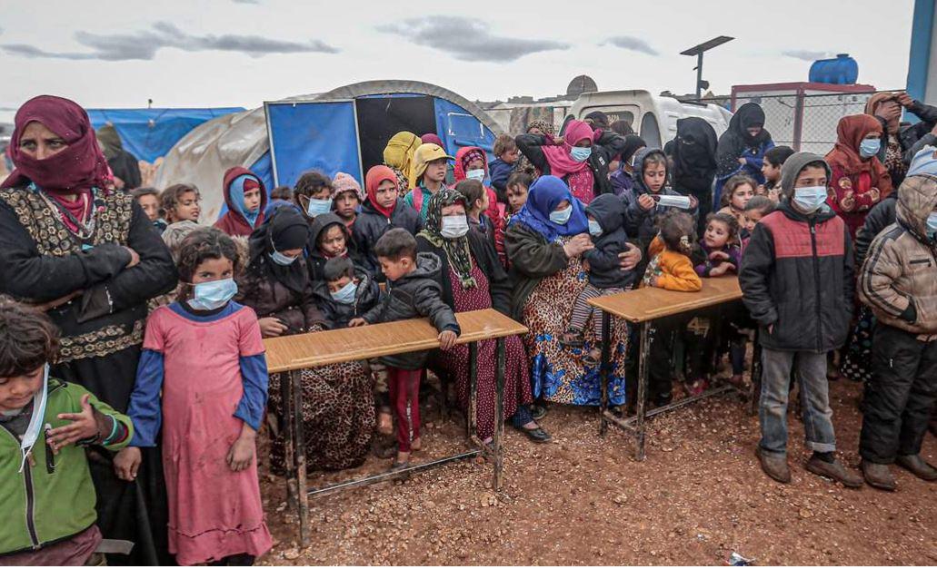 روسیا و چین رهوانهكردنی هاوكاریی مرۆیی بۆ سوریا رادهگرن