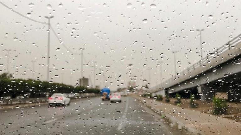 سبهینێ بارانی پچڕ پچڕ دهستپێدهكاتهوه