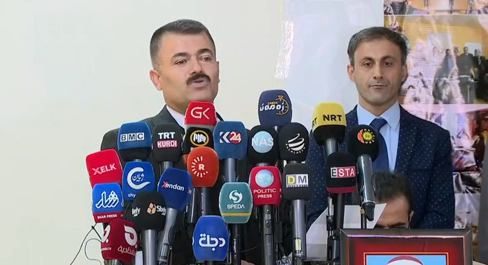 یەكێتی پیاوانی كوردستان ئامارەكانی 2020ی بڵاوكردەوە