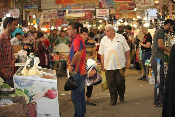 f1cfe5f27 سوق النبي يونس في مدينة الموصل