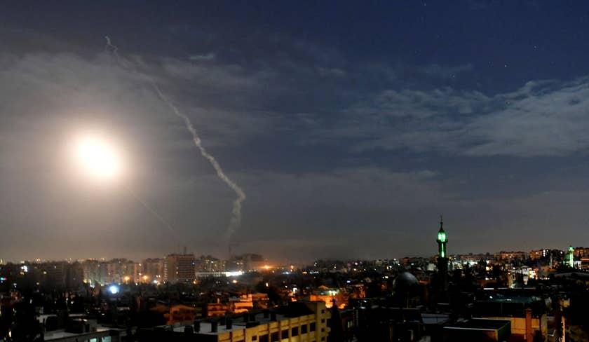 سوریا.. هێرشێكی ئیسرائیل هەشت كوژراوی لێكەوتەوە