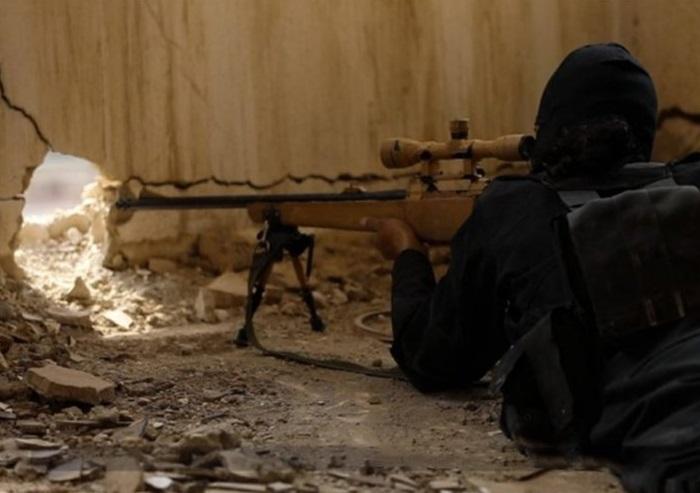 لە كەركوك قەناس بەدەستێكی داعش دەستگیركرا