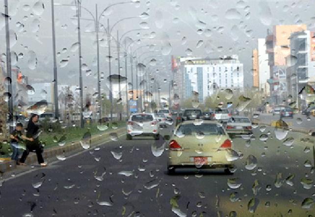 بارانبارین كۆتایى دێت و پلهی گهرما بهرزدهبێتهوه